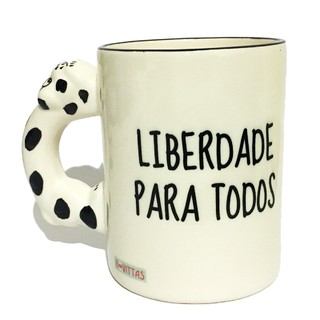 Caneca Animal Liberation na internet