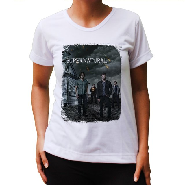 Baby Look  Supernatural Join the Hunt - comprar online