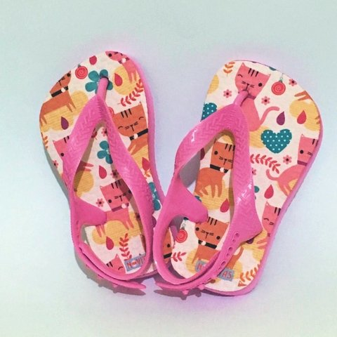 Chinelo Baby Cats - comprar online