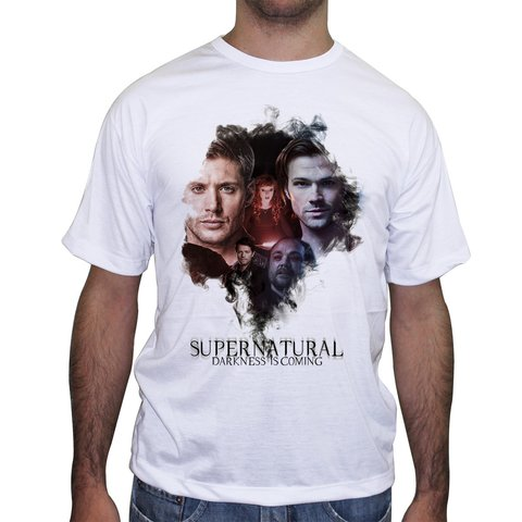 Camiseta Supernatural Darkness is Coming - comprar online