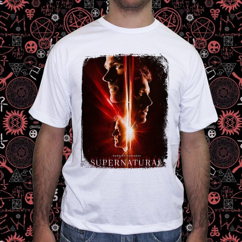 Camiseta Supernatural Temporada 13
