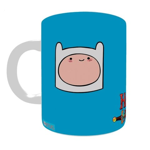 Caneca Adventure Time