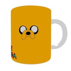 Caneca Adventure Time - Novittas - Presentes Criativos