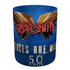 Caneca Aerosmith Deuces are Wild - Cores