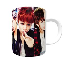 Caneca BTS Fashion - Novittas - Presentes Criativos