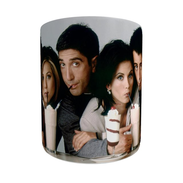 Caneca Friends - Milk Shake na internet