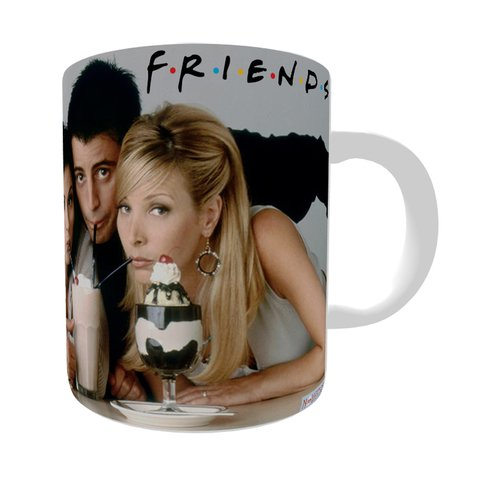 Caneca Friends - Milk Shake