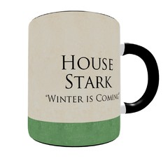 Caneca Game Of Thrones Casa Stark na internet