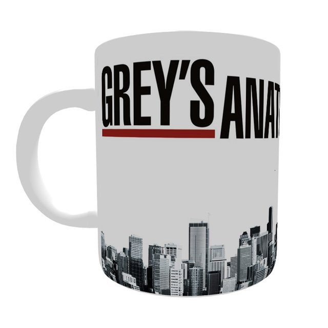 Caneca Grey's Anatomy - City na internet