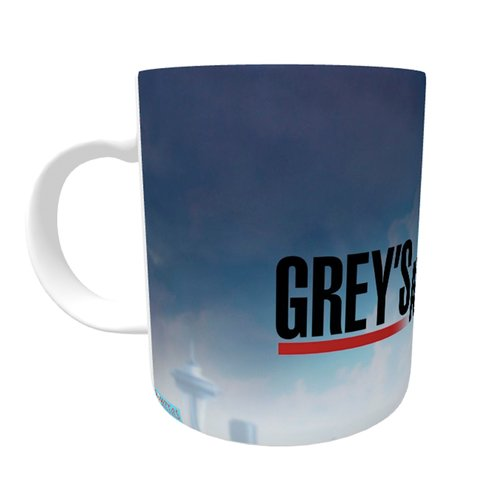 Caneca Grey's Anatomy - Umbrella na internet