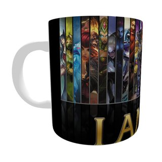 Caneca League Of Legends I Am Mid - comprar online