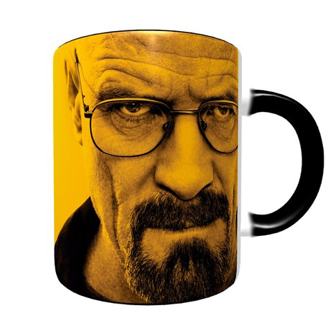 Caneca Mágica Breaking Bad na internet