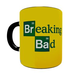 Caneca Mágica Breaking Bad - Novittas - Presentes Criativos