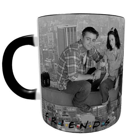 Caneca Mágica Friends na internet