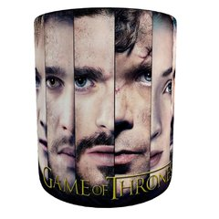Caneca Mágica Game Of Thrones - Eyes - Novittas - Presentes Criativos
