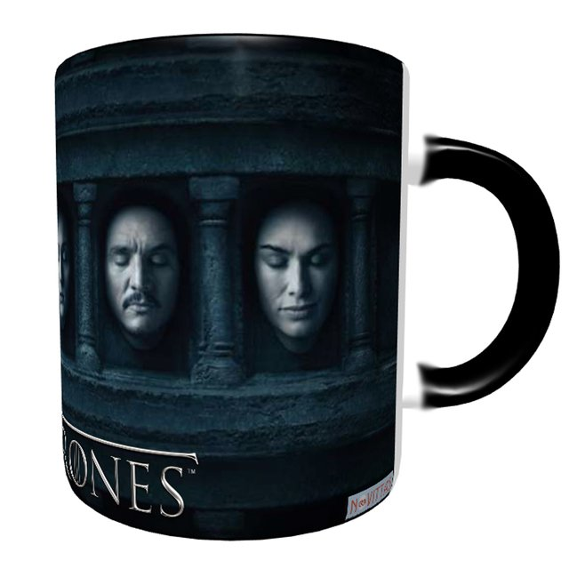 Caneca Mágica Game Of Thrones - Faces - loja online