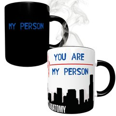 Caneca Mágica Grey's Anatomy - My Person - comprar online