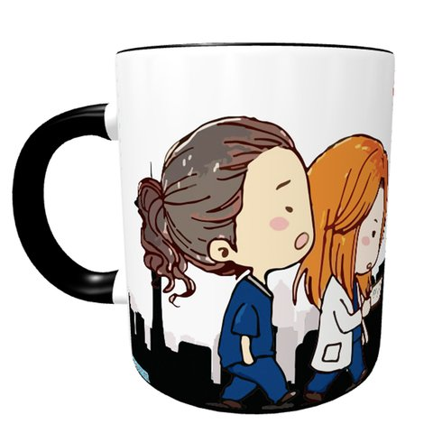 Caneca Mágica Grey's Anatomy - My Person na internet