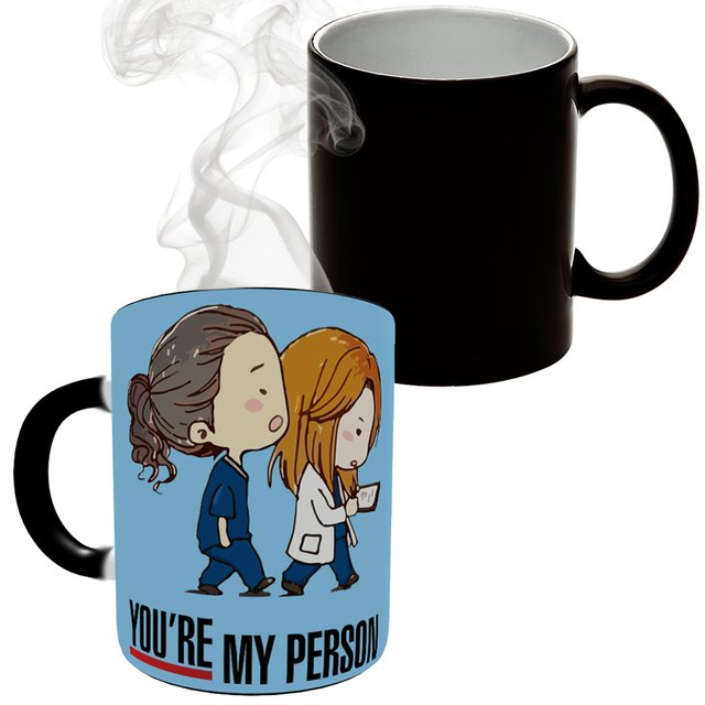 Caneca Mágica Grey's Anatomy - You're My Person - comprar online