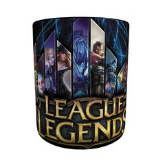 Caneca Mágica League Of Legends - Novittas - Presentes Criativos
