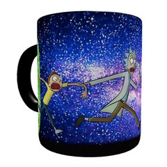 Caneca Mágica Rick and Morty - Portal na internet