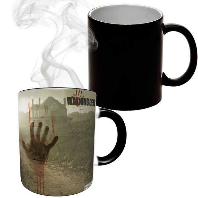 Caneca Mágica The Walking Dead - Action - comprar online