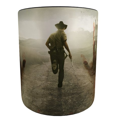 Caneca Mágica The Walking Dead - Action - Novittas - Presentes Personalizados