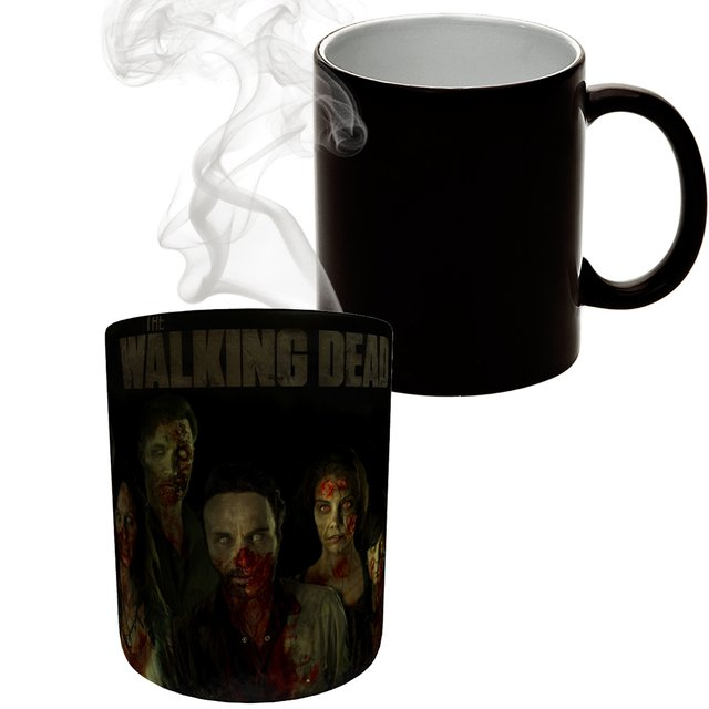 Caneca Mágica The Walking Dead - Dark - comprar online