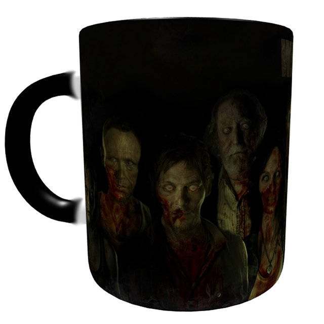 Caneca Mágica The Walking Dead - Dark na internet