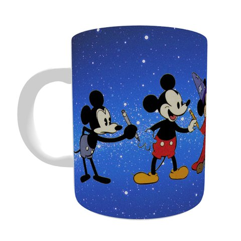 Caneca Mickey Evolution