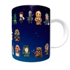Caneca Star Wars - Novittas - Presentes Criativos
