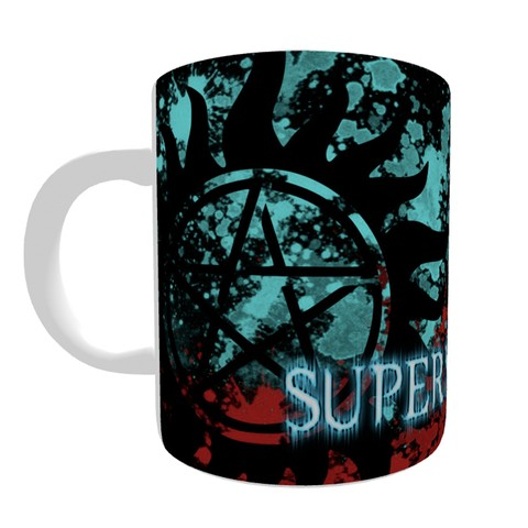 Caneca Supernatural - Join the Hunt