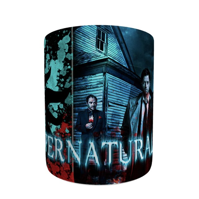 Caneca Supernatural - Join the Hunt na internet