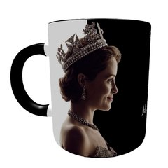Caneca The Crown - Majestade - Cores - Novittas - Presentes Criativos