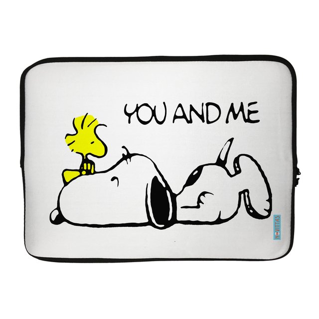 Capa para Notebook Snoopy You and Me - comprar online