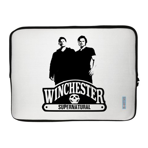 Capa para Notebook Supernatural - Winchester