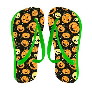 Chinelo Infantil Halloween - Cores - loja online