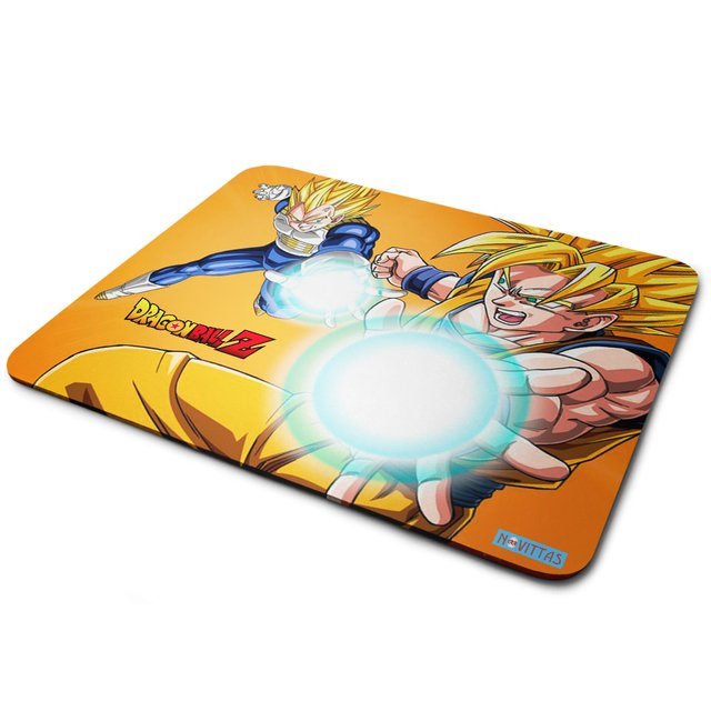 Mouse Pad Dragon Ball Z - Goku e Vegeta - comprar online