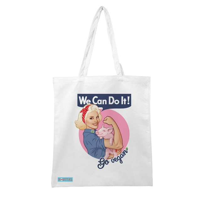 Ecobag We Can - comprar online