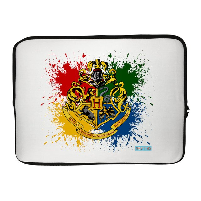 Capa para Notebook - Harry Potter Hogwarts