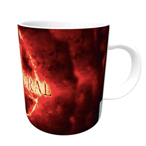 Caneca Supernatural na internet