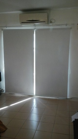 Cortinas Roler Black Out