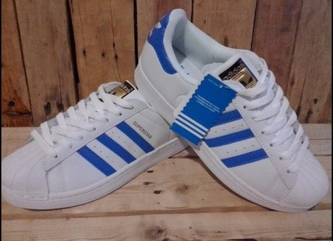 Zapatillas Adidas superstar originales numero 37