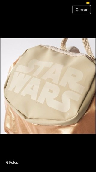 Mochila Star wars Adidas originals  en internet