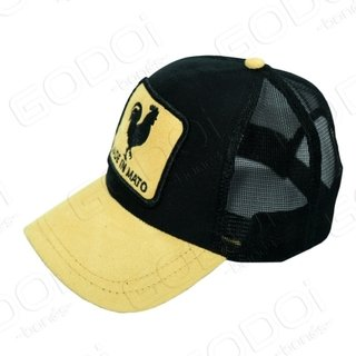 BONÉ ABA CURVA COUNTRY STYLE - TRUCKER - MADE IN MATO na internet