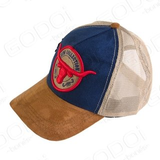 Imagem do BONÉ ABA CURVA COUNTRY STYLE - TRUCKER - ZIPO COLLECTION