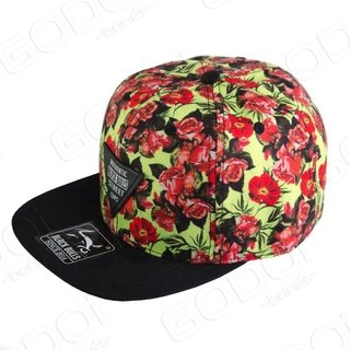 BONÉ ABA RETA BLACK BULLS - FLORAL - AUTHENTIC BLACK BULLS STREET CAPS na internet