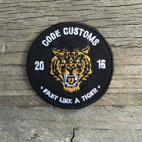 Iron Patch Fast Like a Tiger - comprar online