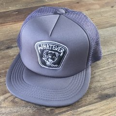 Gorra Trucker Plana Whatever