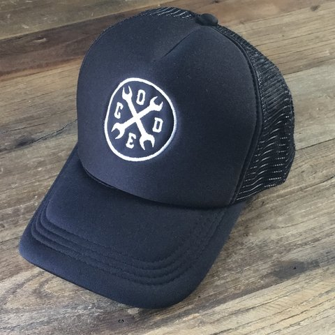 Gorra Trucker Wrench Code Patch B